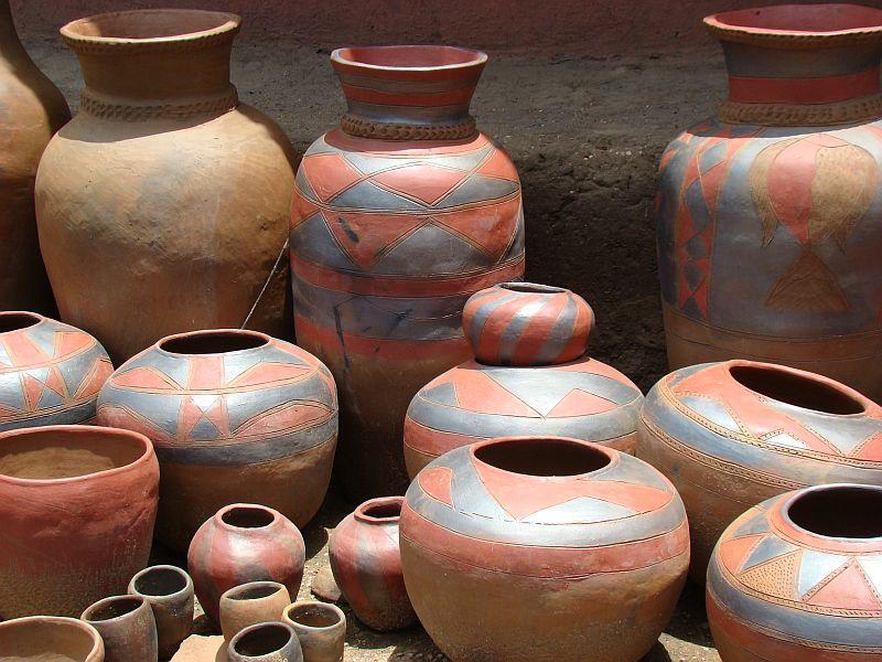 Venda pottery