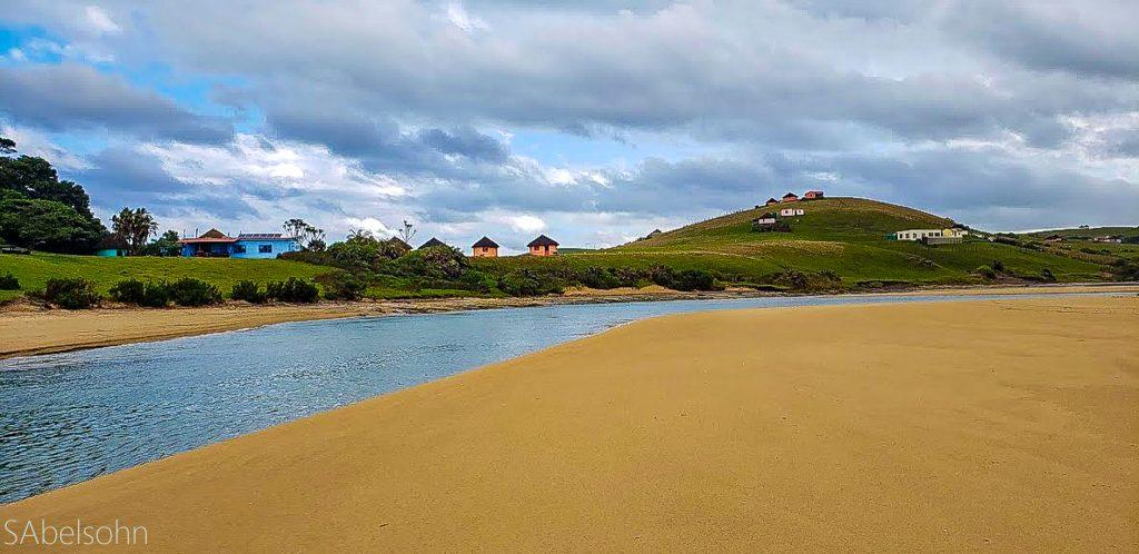 Bulungula on the wild coast
