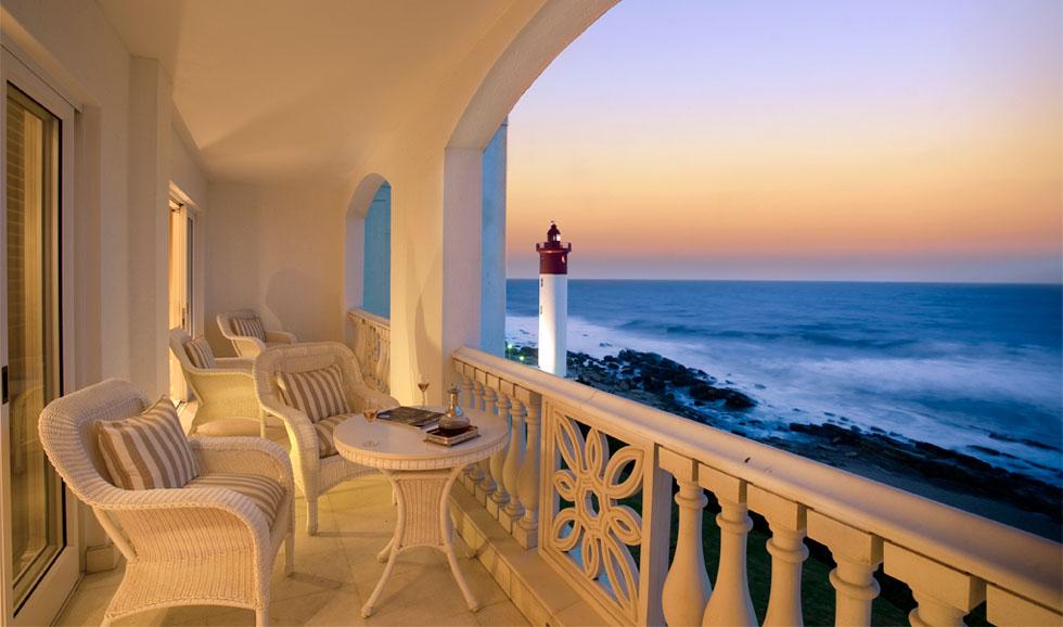 Oyster Box Accommodation Sea Facing Luxury Suite Kwa Zulu
