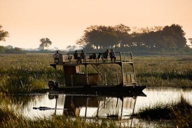 Boat Safari Kings Pool