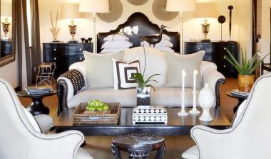 Bushman Kloof Luxury room decor