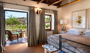 Bushman Kloof Luxury room