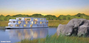 Chobe river Houseboat Botswana Safari