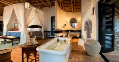 Casinha bathroom benguerra Mozambique