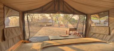 Chobe Mobile tent
