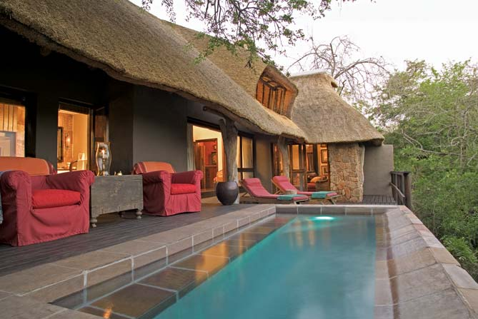 Singita Lodge Ebony