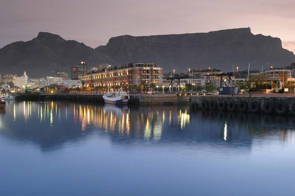 Cape Grace Hotel Cape Town