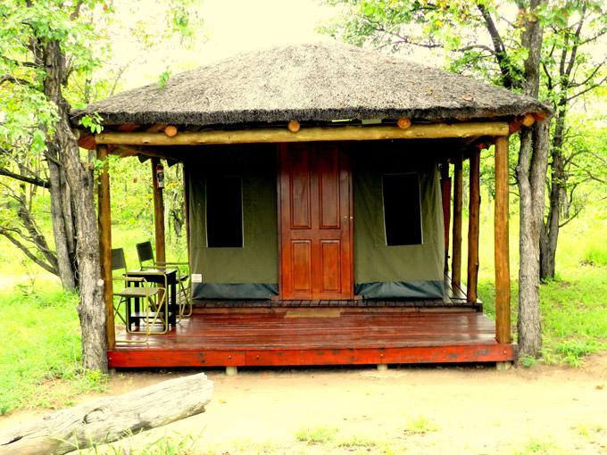 Shindzela Safari Tent