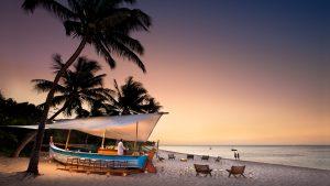Header dhow bar benguerra island mozambique.