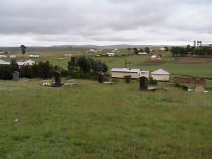Quno where Nelson Mandela grew up Eastern Cape