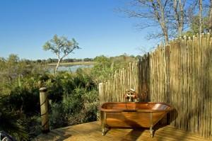 Water camp Okavango delta