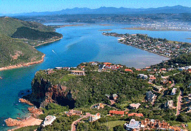 Knysna Heads,Garden Route