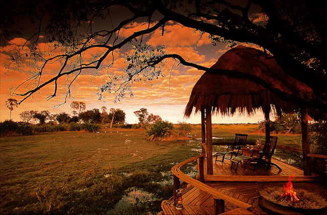 Little Momba Camp Okavango Delta Botswana Safari