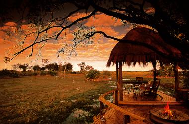 Little Momba sunset