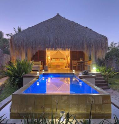 Luxury infinity Villa Azure Mozambique
