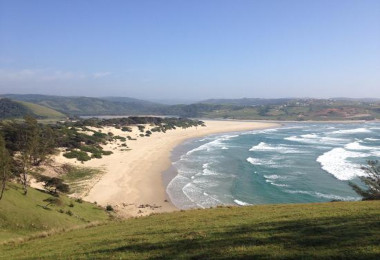 Mdumbi beach eastern Cape