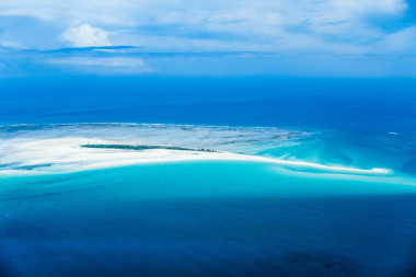 Medjumbe island Mozambique