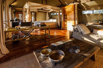 Momba Camp Botswana Safari