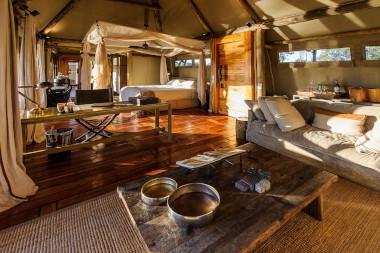 Momba Camp Okovango Delta Botswana Safari
