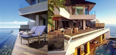 Multi decks Ellerman House