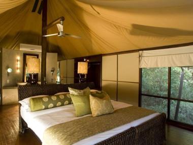 Ngala Tented Camp Safari bedroom