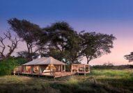 Nxabena tented camp Botswana