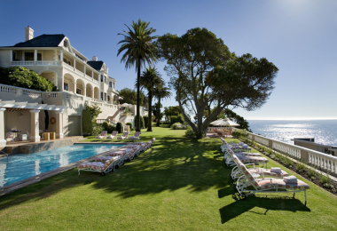Outside Lawns Ellerman House