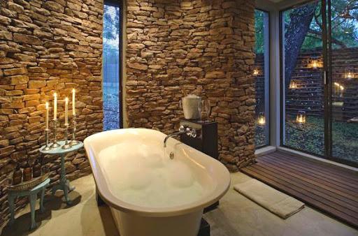 Phinda Zuka Lodge bathroom