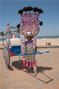 Rickshaw Durban South Africa