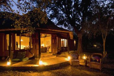 Robins House suite Zambia Safari