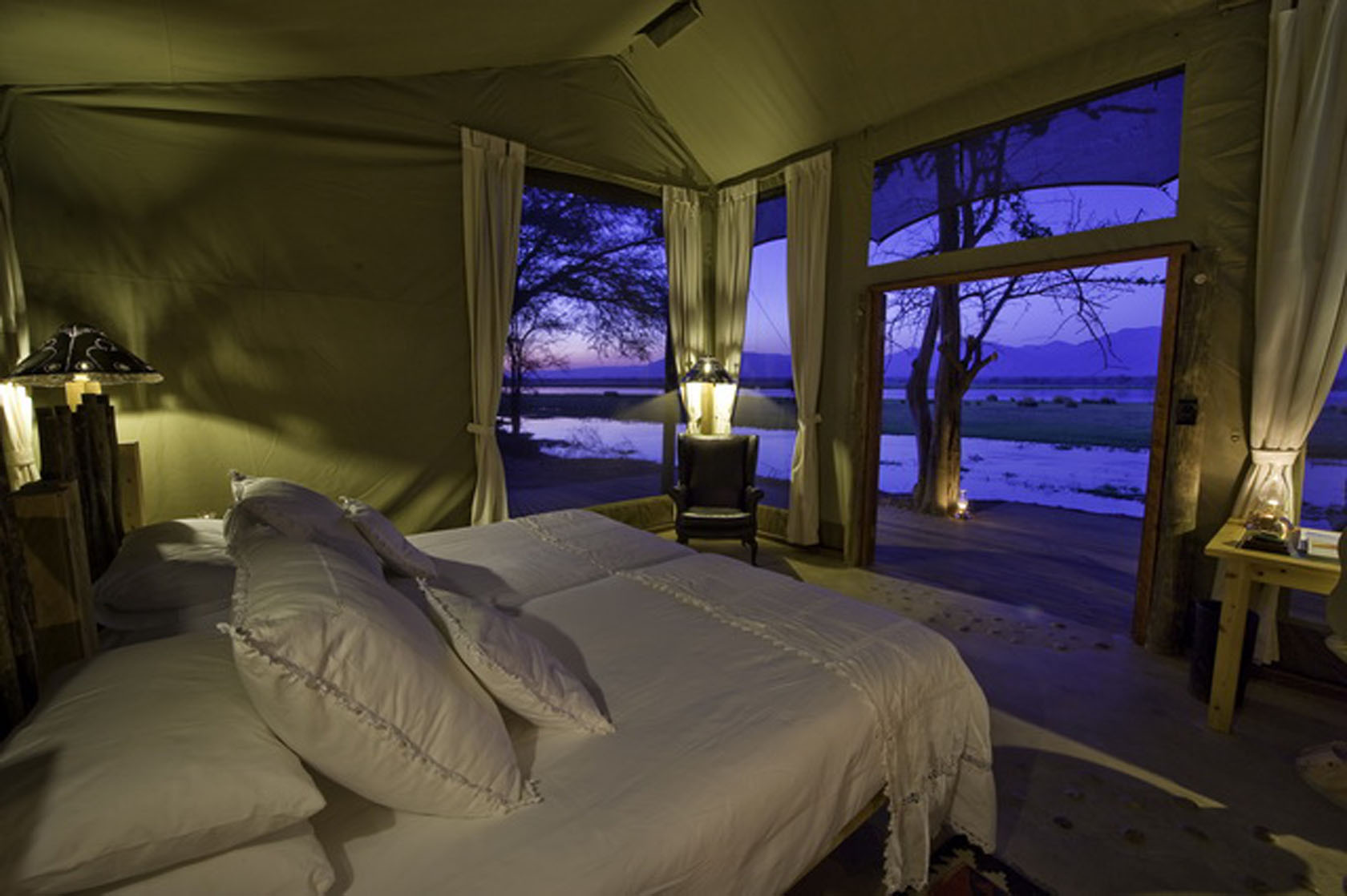 Ruckomechi Safari Camp Mana Pools