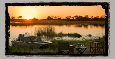 Selinda river safaris