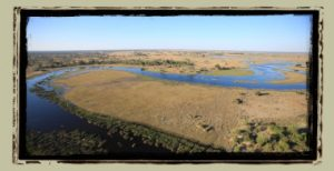 Selinda canoe trail selinda reserve botswana safari