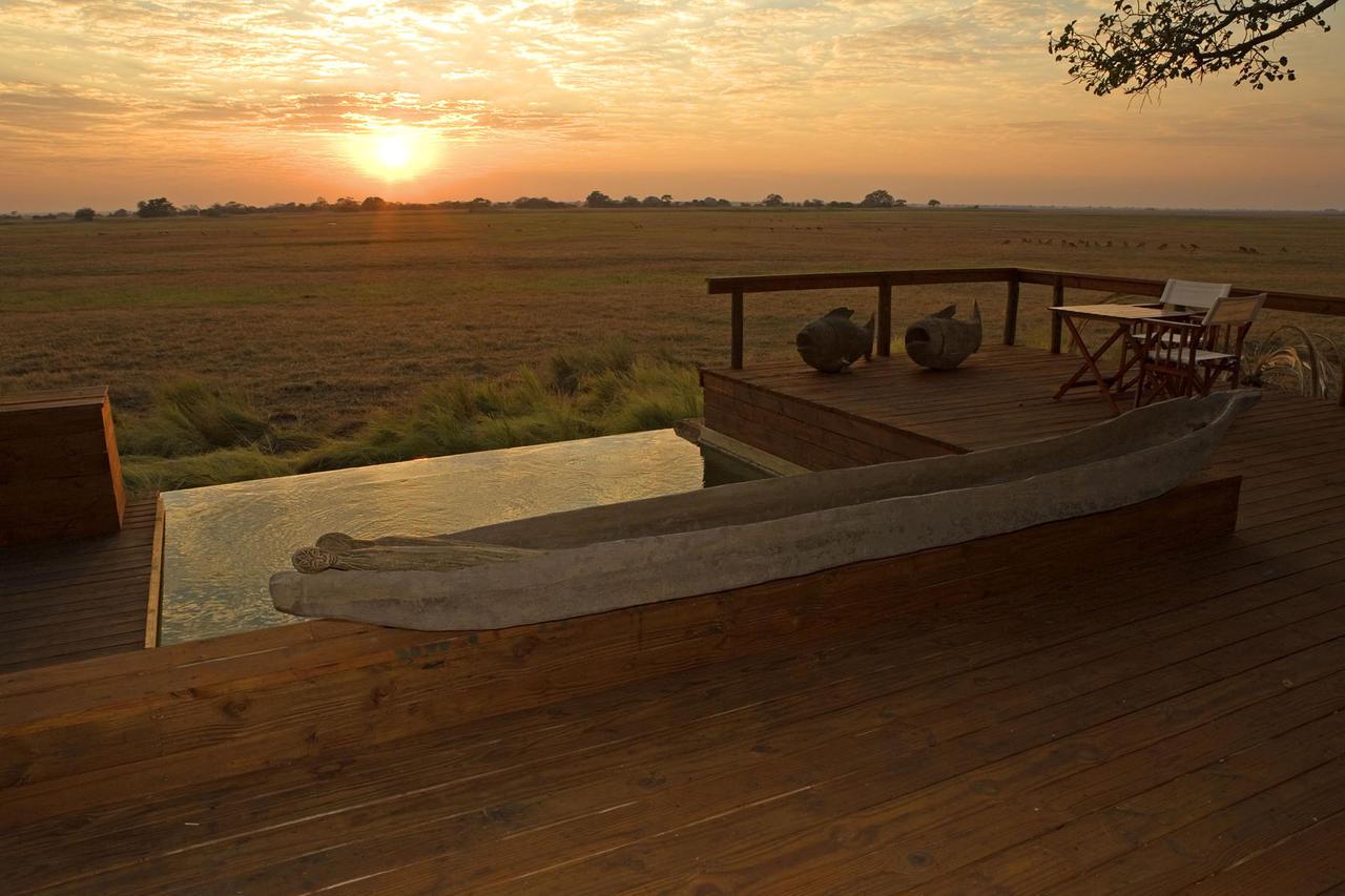 Shumba Camp Kafue Park Zambia Safari