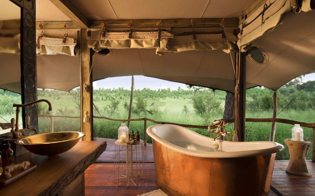 Somalisa Camp Hwange National Park Zimbabwe safari