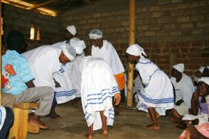Venda spiritual service
