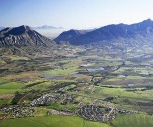Tulbagh outer Cape Winelands Cape Town