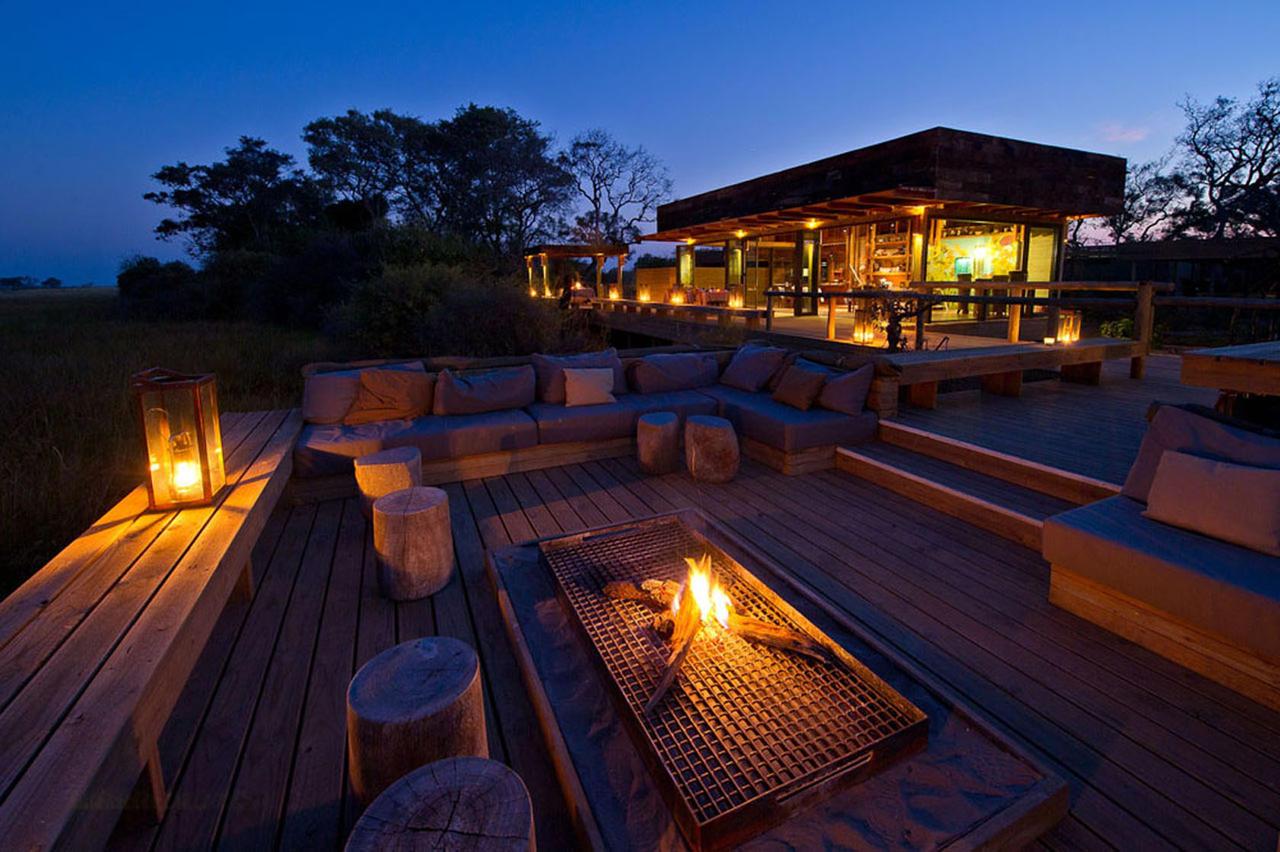 Vumbura Plains Camp Okavango Delta Botswana Safari