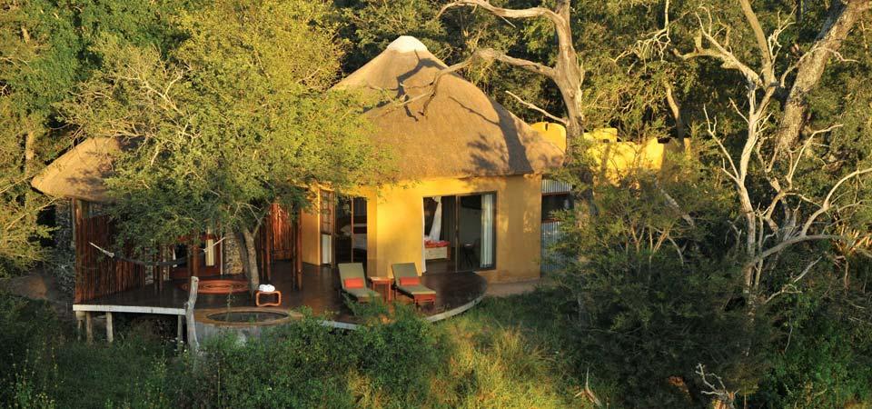 Vuyatela Djuma  Safari Lodge
