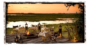 Zarafa Camp Botswana