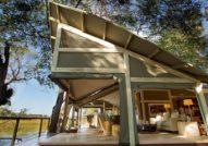 Abu camp Botswana Safari
