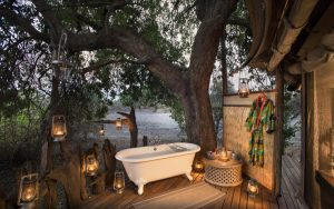 Kanga Camp Maan Pools Zimbabwe safari