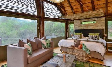 bayethe tented lodging
