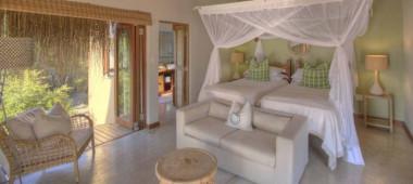 Beach villa Azura Mozambique
