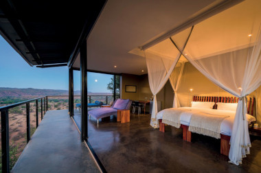 Boutique Lodge Northern Kruger National Park walking safari