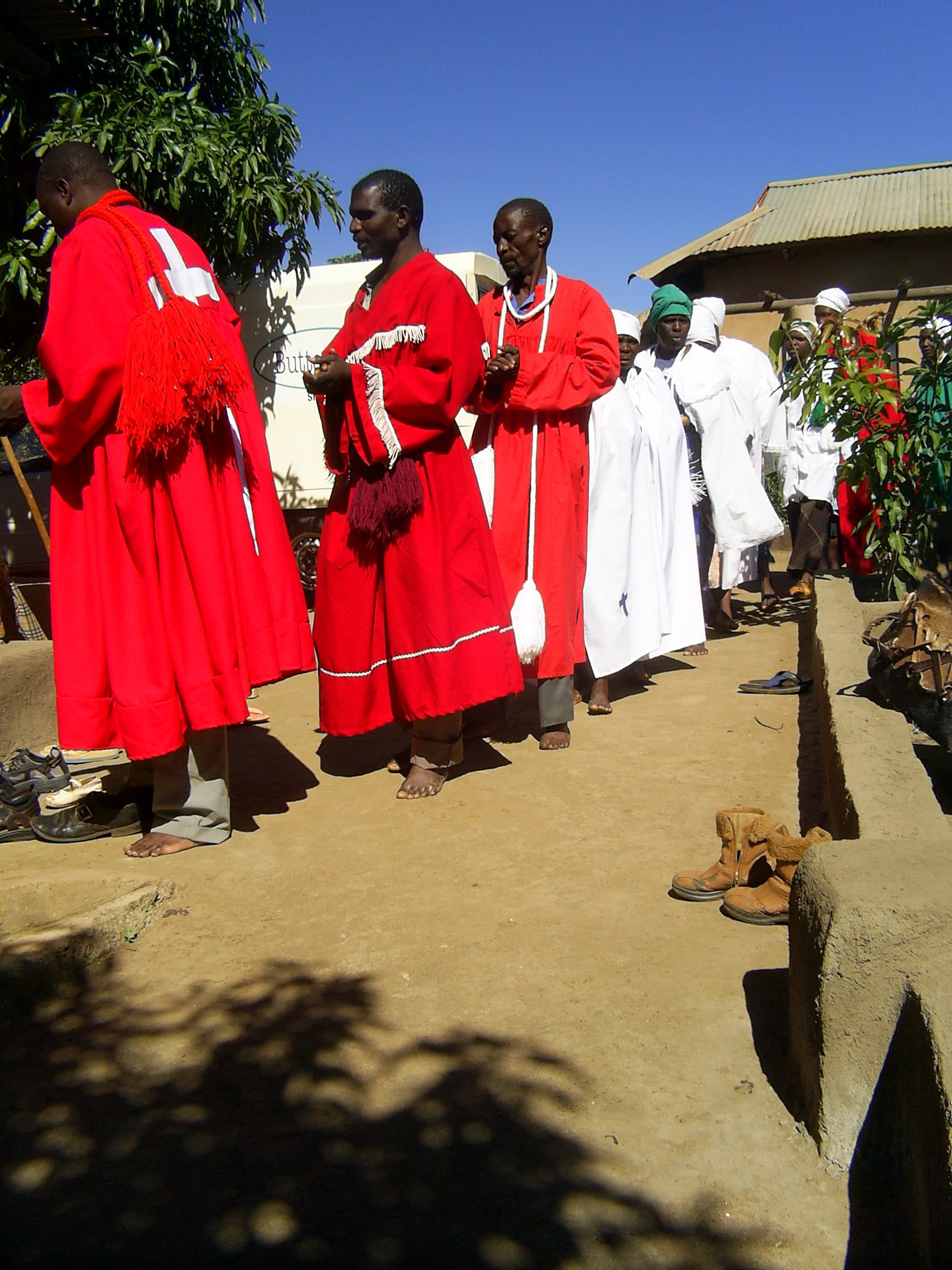 Venda Local Independant Church Service