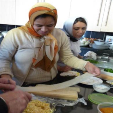 bo kaap cooking