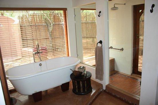 chilwero bathroom chobe park.