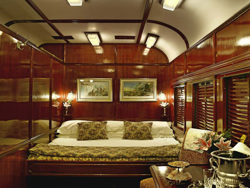 Luxury Rovos Rail South Africa
