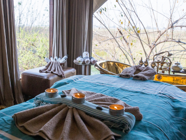 Tented Camp Botswana Safari